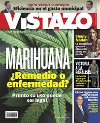 Revista Vistazo issue VISTAZO 1228