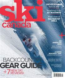 Ski Canada issue Fall 2018