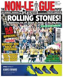The Non-League Football Paper issue 21st October 2018