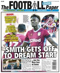 The Football League Paper issue 21st October 2018