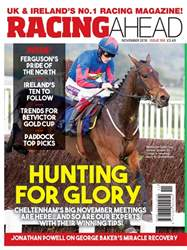 Racing Ahead issue November 2018