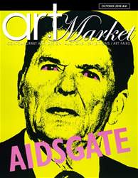 Art Market Magazine issue Issue #41 October 2018
