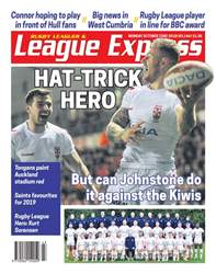 League Express issue 3144