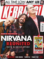 Kerrang issue 17/10/2018