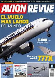 Avion Revue Internacional España issue Número 437