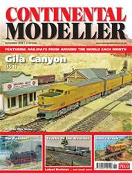 Continental Modeller issue November 2018