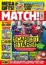 Match issue 23/10/2018