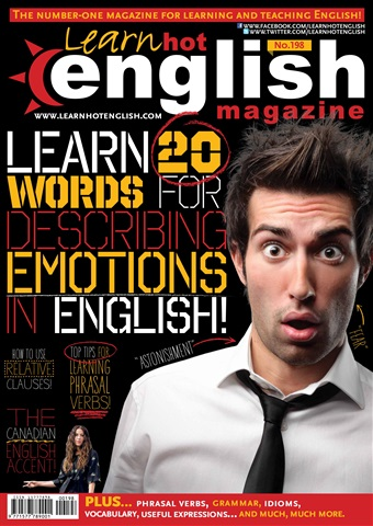 Learn Hot English issue 198