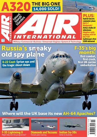 AIR International issue   November 2018