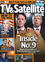 TV & Satellite Week issue 27th October 2018