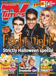 TV Times issue 27th October 2018