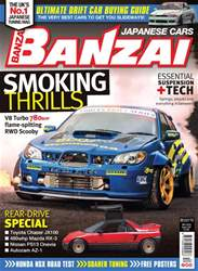 Banzai issue December 2018
