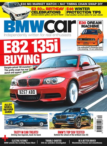 Bmw Car Magazine December 2018 Subscriptions Pocketmags
