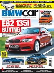 BMW Car issue December 2018