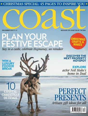 Coast issue December 2018
