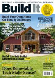 Build It issue December 2018