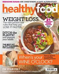Healthy Food Guide issue November 2018