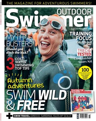 Outdoor Swimmer issue November 2018