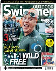 Outdoor Swimmer issue November 2018