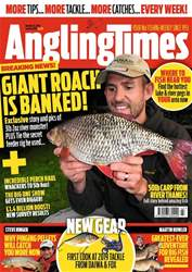 Angling Times issue 23rd October 2018
