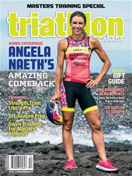 Triathlon Magazine Canada issue Volume 13 Issue 6