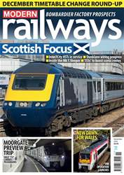 Modern Railways issue   November 2018