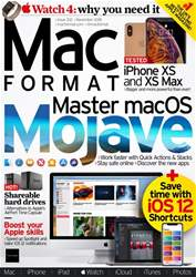 MacFormat issue November 2018