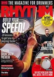 Rhythm issue November 2018