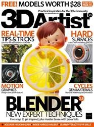 3D Artist issue Issue 125