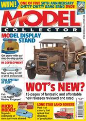 Model Collector issue Dec-18