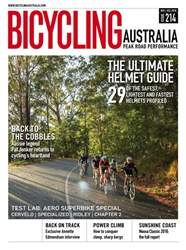 Bicycling Australia issue Nov-Dec 2018