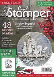 Craft Stamper issue Dec-18