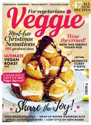 Veggie Magazine issue Nov-18