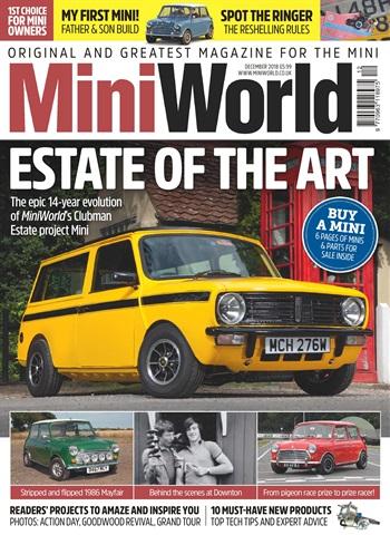 Mini World issue December 2018
