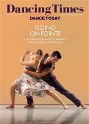 Dancing Times issue November 2018