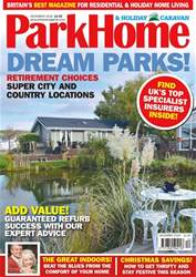 Park Home & Holiday Caravan issue December 2018