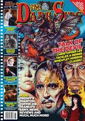 The Darkside issue Issue 196: Talk Of The Devil