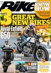 Bike issue December 2018