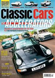 Classic Cars issue December 2018