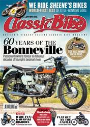 Classic Bike issue November 2018