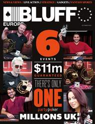Bluff Europe issue October 2018