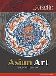 Asian Art - UK Season Preview issue Asian Art - UK Season Preview
