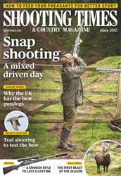 Shooting Times & Country issue 24th October 2018