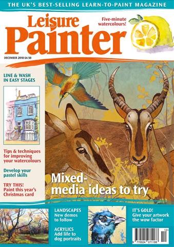 Leisure Painter issue Dec-18