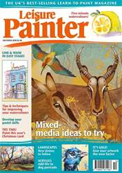 Leisure Painter issue Dec-18