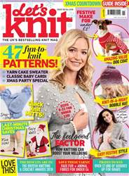 Let's Knit issue Nov-18