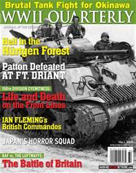 WWII Quarterly issue Fall 2018