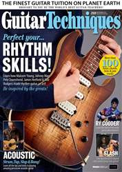 Guitar Techniques issue December 2018