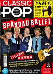 Classic Pop issue Nov-18