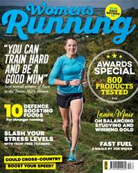 Women's Running issue December 2018